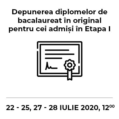 Admitere2020_etapeDepunere diplome